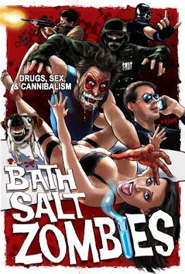 Bath Salt Zombies: il film ispirato a Miami Zombie