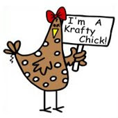 I am a Krafty Chick !!!