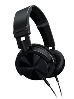 Philips DJ SHL3000/00 Over-Ear Headphone