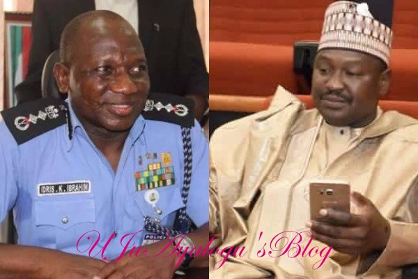 Senator Misau hits back, insists IGP is corrupt