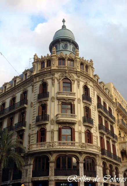 Casa Ernesto Ferrer Valencia