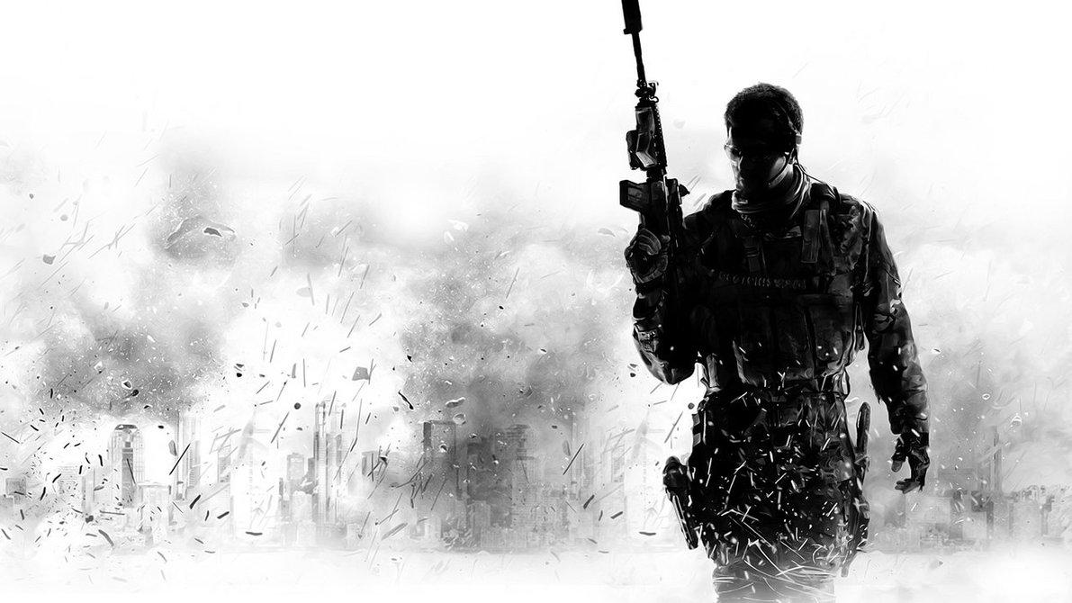 Call Of Duty Wallpaper Hd: IWallpapers: CALL OF DUTY HD WALLPAPERS