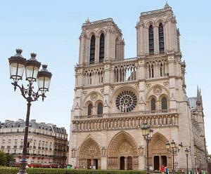 Tempat wisata terkenal di Paris Perancis Notre dame Paris Perancis
