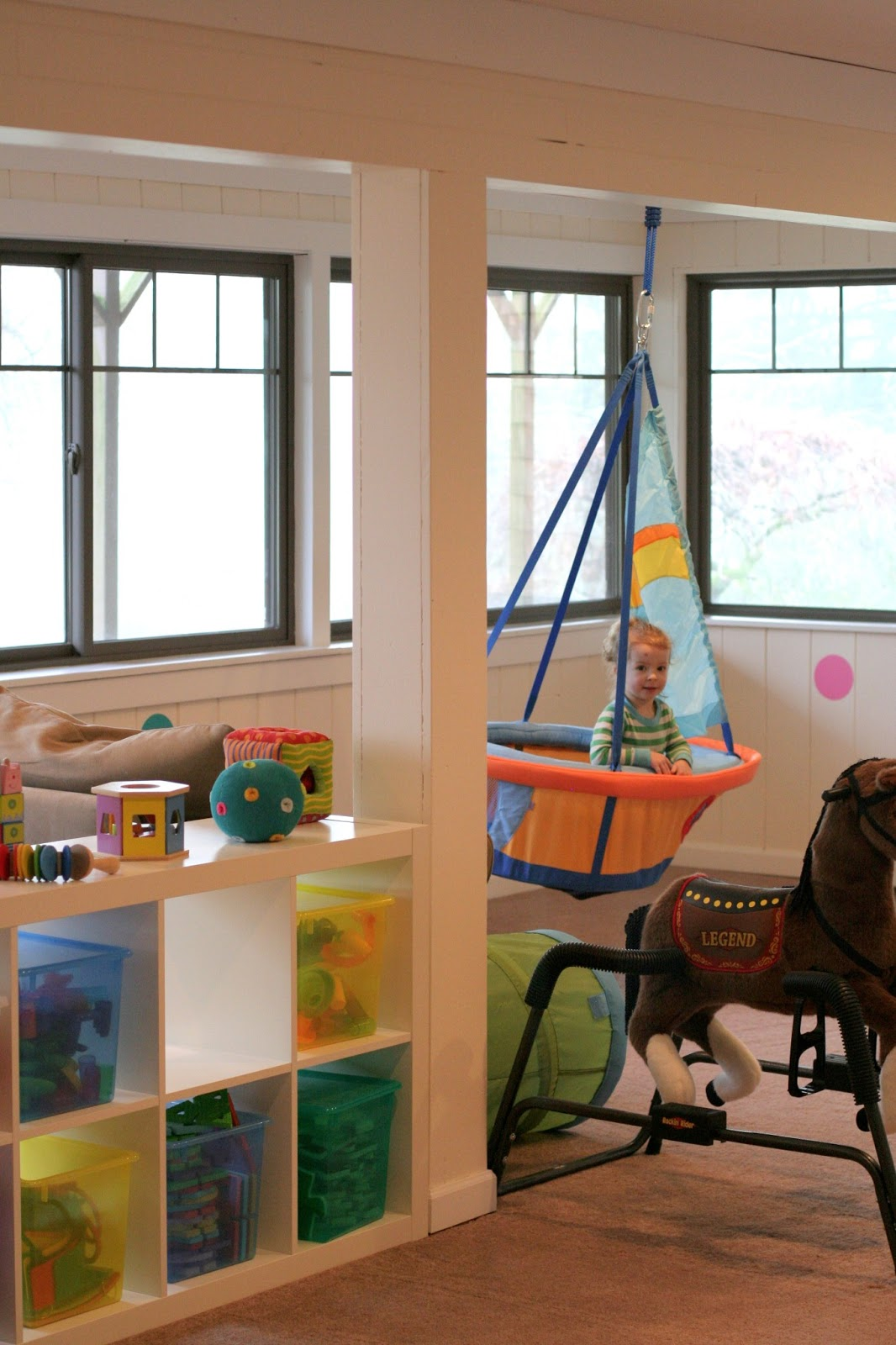 Playroom design diy playroom with rock wall playroom design diy playroom with rock wall from fun at home with kids solutioingenieria Choice Image