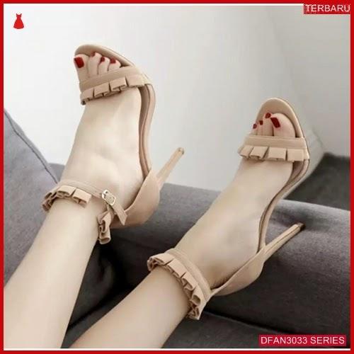 DFAN3033S97 Sepatu Ut02 High Hills Wanita Sepatu Hak BMGShop