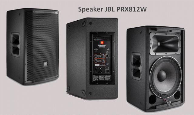 Harga Speaker Aktif JBL PRX812W