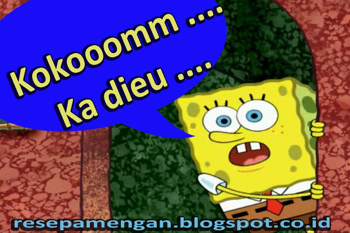 Meme Lucu Spongebob Bahasa Indonesia Dp Bbm Lucu Kocak Dan Gokil