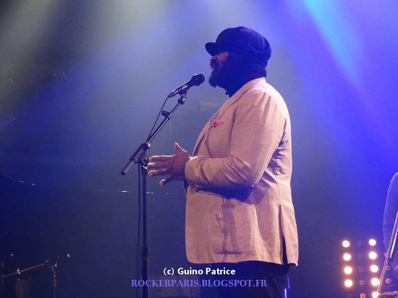 rockerparis gregory porter studio 105 maison de la radio 05 d c 2017. Black Bedroom Furniture Sets. Home Design Ideas