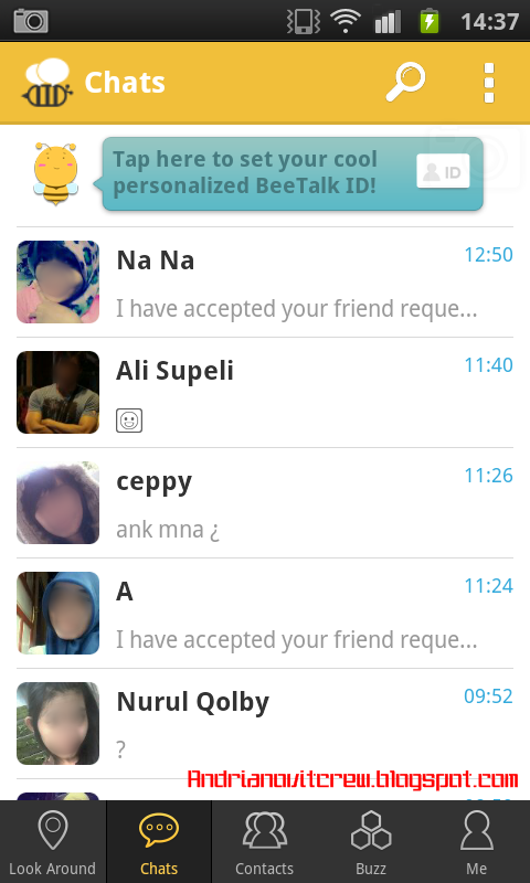 How to List And How To Use Beetalk On Android