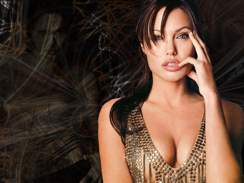 Angelina Jolie Cyborg 2 1993 hollywood celebrity gossip: hollywood popular acctres