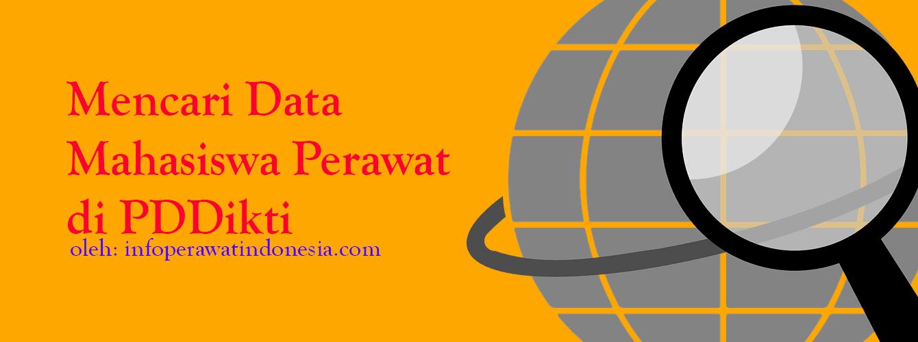 Cara Mencari (Cek) Data Mahasiswa, Dosen, Perguruan Tinggi dan Program Studi di PDDikti