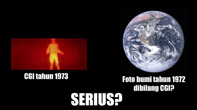 CGI dan Bumi