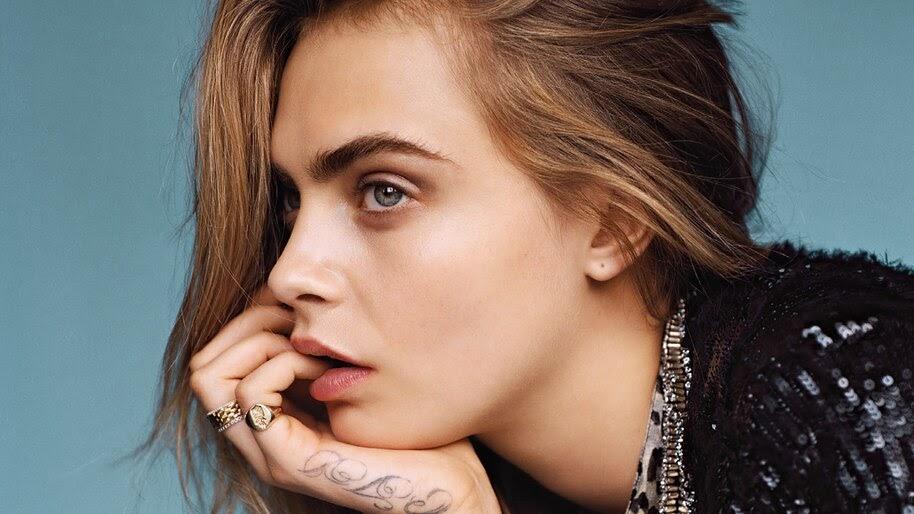 Cara Delevingne, Celebrity, Model, 4K, #6.791