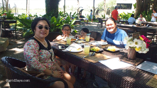 Punong Gary's Place - Silay - Bacolod restaurants