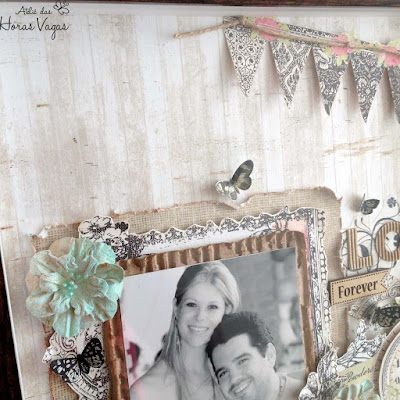 scrap scrapbook scrapbooking love forever coleção lyric prima marketing