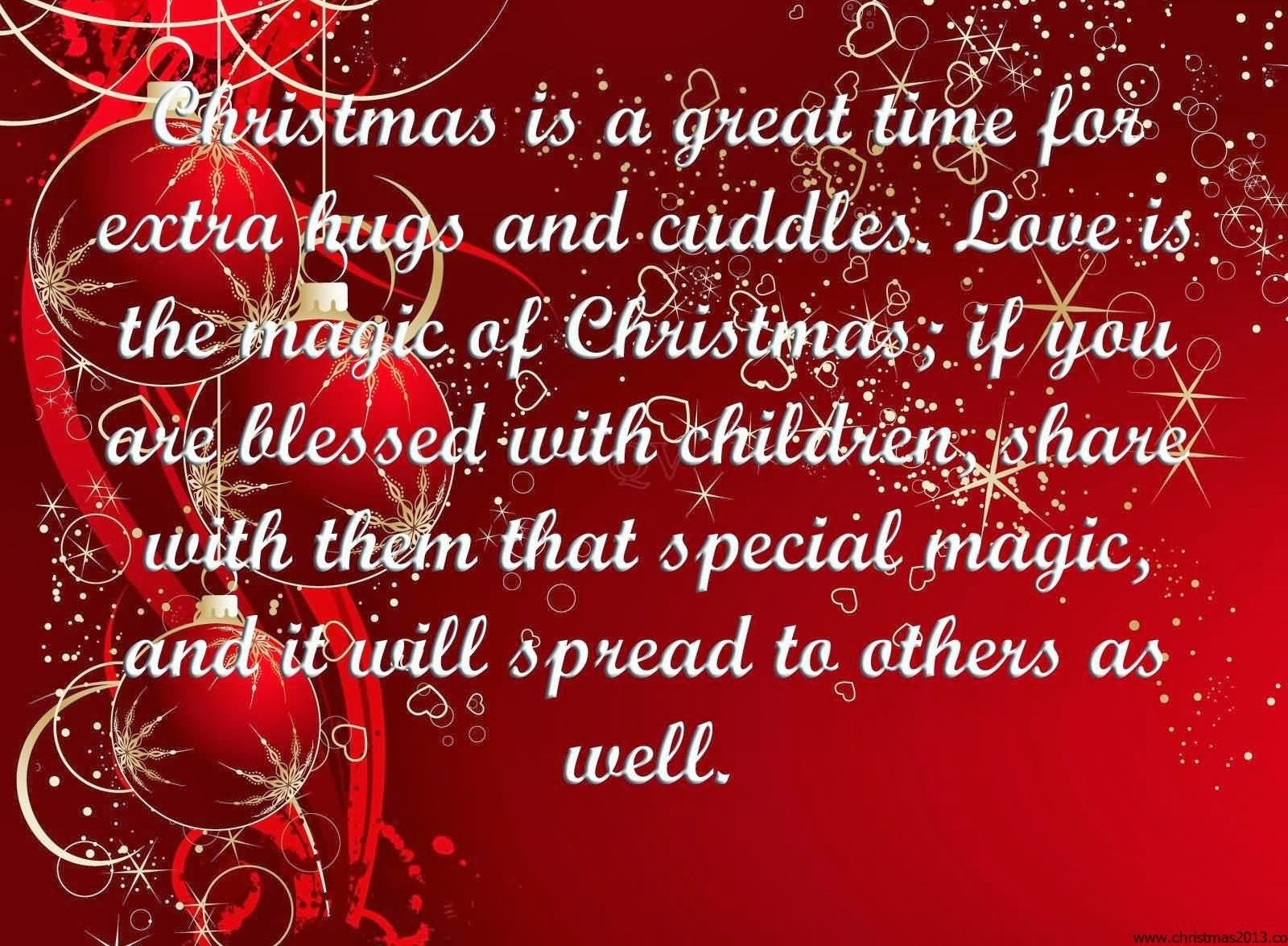 here you can find various types of way to wish someone with these inspirational christmas messages