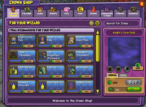 Ten Things You Wish You Knew Before Starting Wizard101