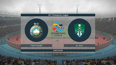 مشاهدة مباراة الأهلي وباختاكور بث مباشر اليوم 20-5-2019 في دوري ابطال اسيا