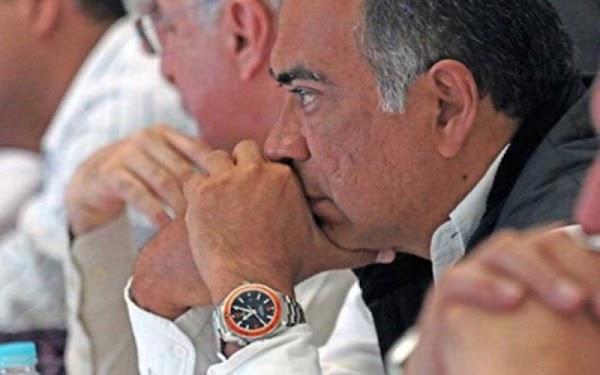Gobernador de Guerrero usa relojes de $300 mil, mientras sus gobernados viven con $90 diarios
