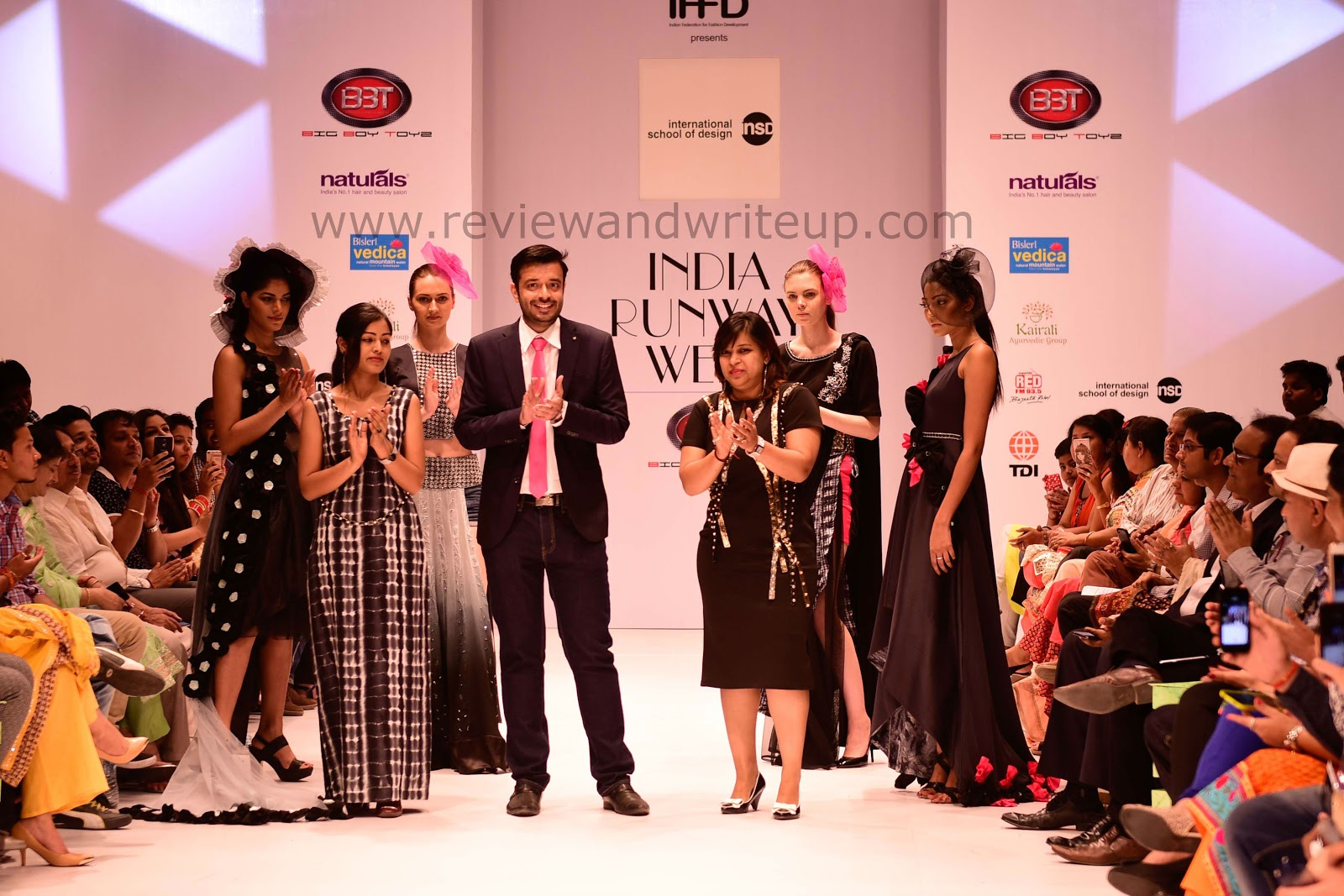 India Runway Week INSD Think Design 2016