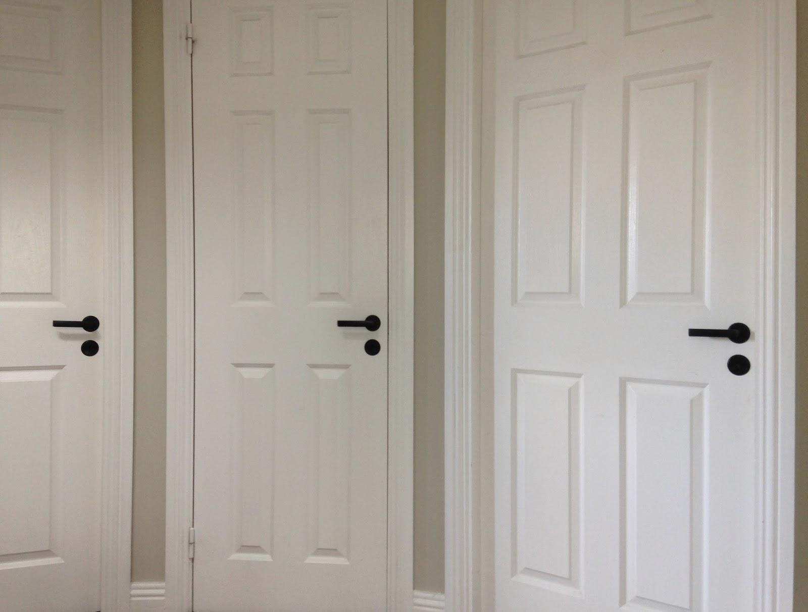 Spray Painting Interior Door Handles Maison Jen