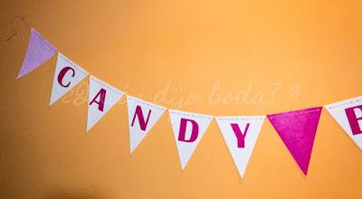 Guirnalda de banderines DiY para tu boda 2-2