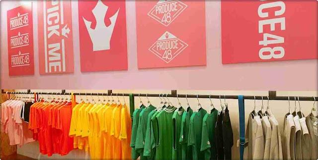 IZONE Merchandise PRODUCE 48
