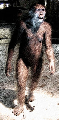 Our alleged evolutionary ancestor called Lucy was just an extinct ape. Evolutionists still cling to the idea despite the evidence, however.