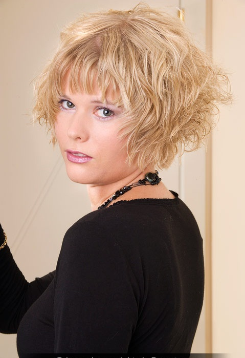 Prom Hairstyles Are Of Different Kinds Short Choppy