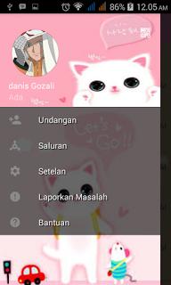 BBM Mod Cat Pink V2.13.1.14 Apk