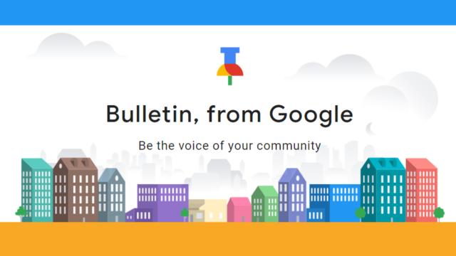 غوغل بوليتين يحول أي شخص إلى مراسل الأخبار نشرة، من غوغل كن صوت مجتمعك