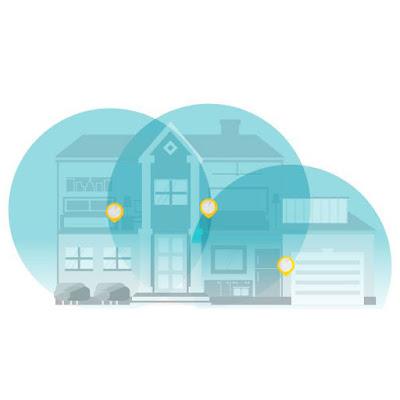 Как быстро построить WiFi-сеть для большого дома или квартиры?
