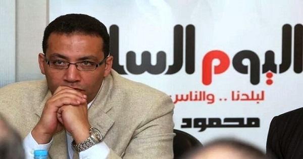 """محمد على ابراهيم يرد على خالد صلاح بمقال """"عاهرة الصحافة"""""""