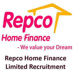 Repco Home Finance Recruitment 2018 for Branch Head & Branch Staff (Clerical)