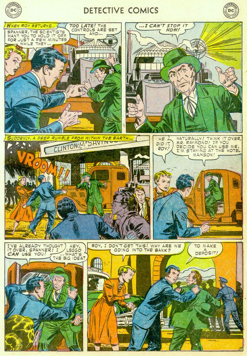 Read online Detective Comics (1937) comic -  Issue #184 - 23
