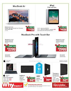 Staples Flyer Deals of the Week valid Desember 2 - 15, 2017