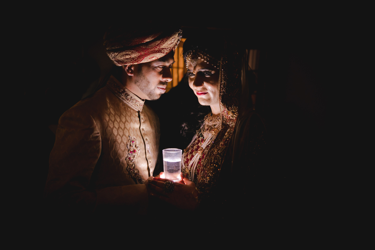 Traditional Indian wedding New York