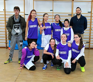 Baloncesto Doménico Scarlatti Aranjuez