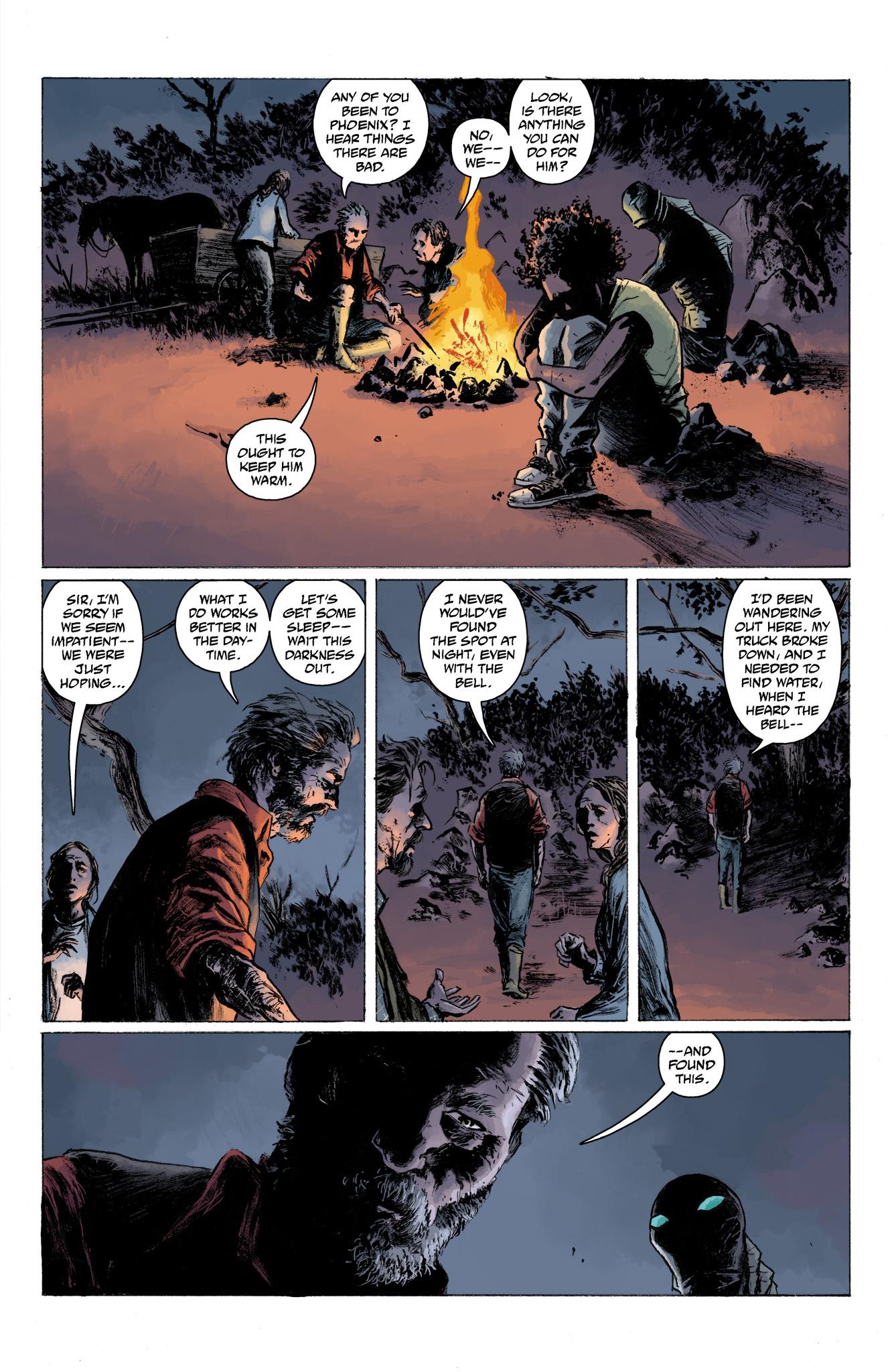 Read online Abe Sapien comic -  Issue #13 - 13