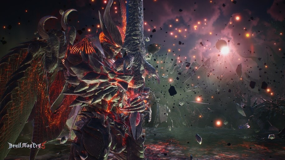 Dante Sin Devil Trigger Devil May Cry 5 4k Wallpaper 3812