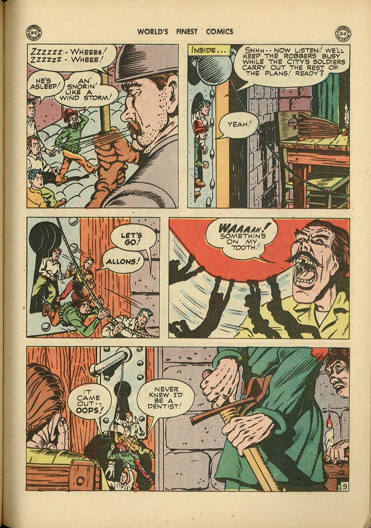 Read online World's Finest Comics comic -  Issue #26 - 33