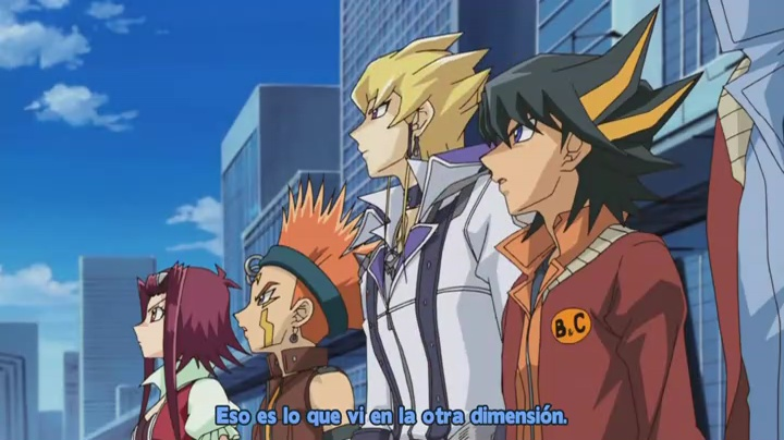 Ver Yu-Gi-Oh! 5Ds El World Riding Duel Grand Prix - Capítulo 117