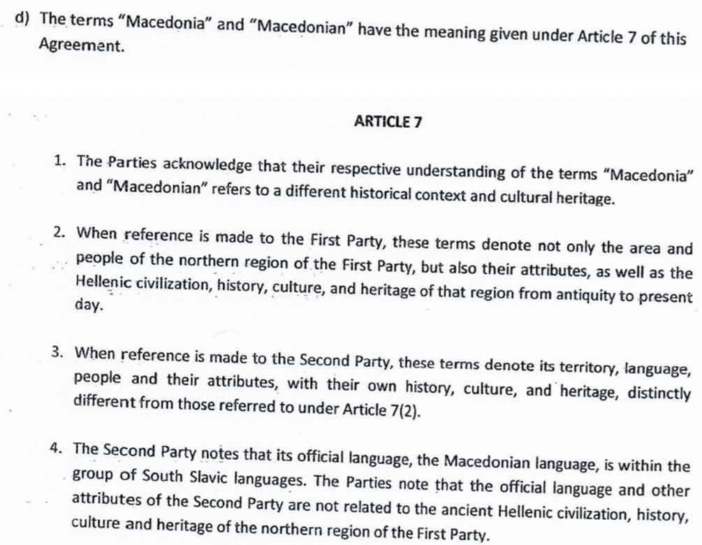 12 Dinge die jeder Mazedonier über das Zaev - Tsipras Abkommen ...