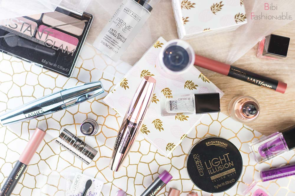 Catrice Trend InstaEffects Flatlay