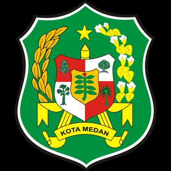 Logo Kota Medan PNG