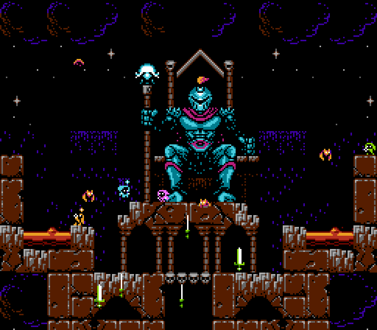 Indie Retro News: Micro Mages: A gorgeous nes game for the NES