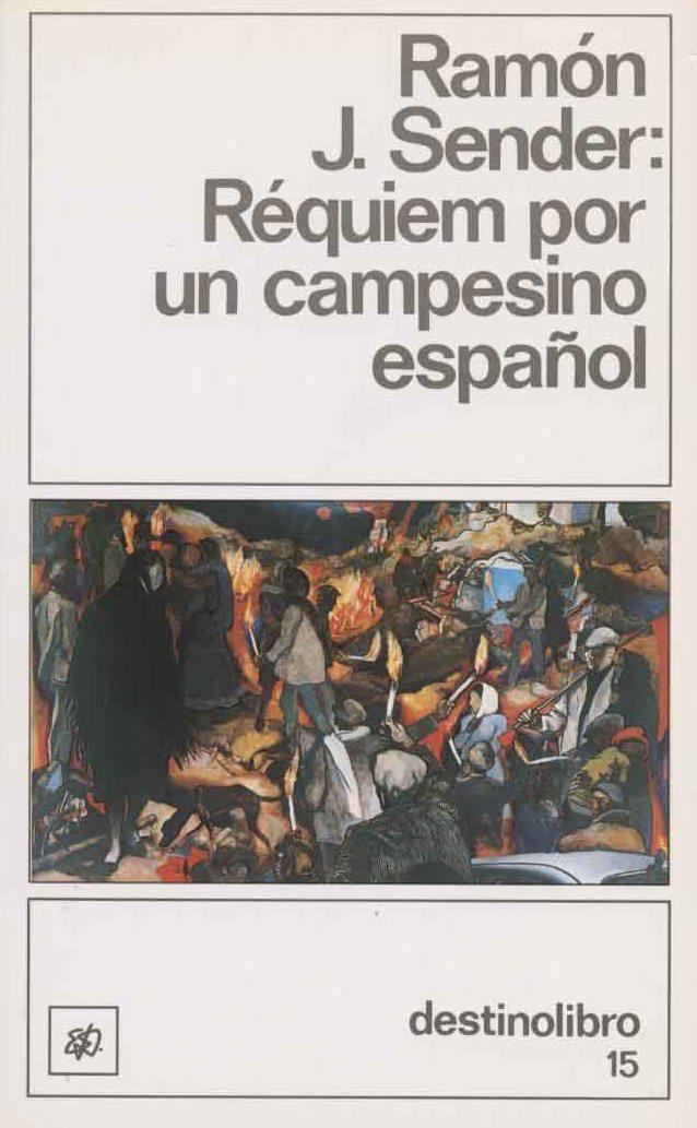lectura de requiem por un campesino espanol: