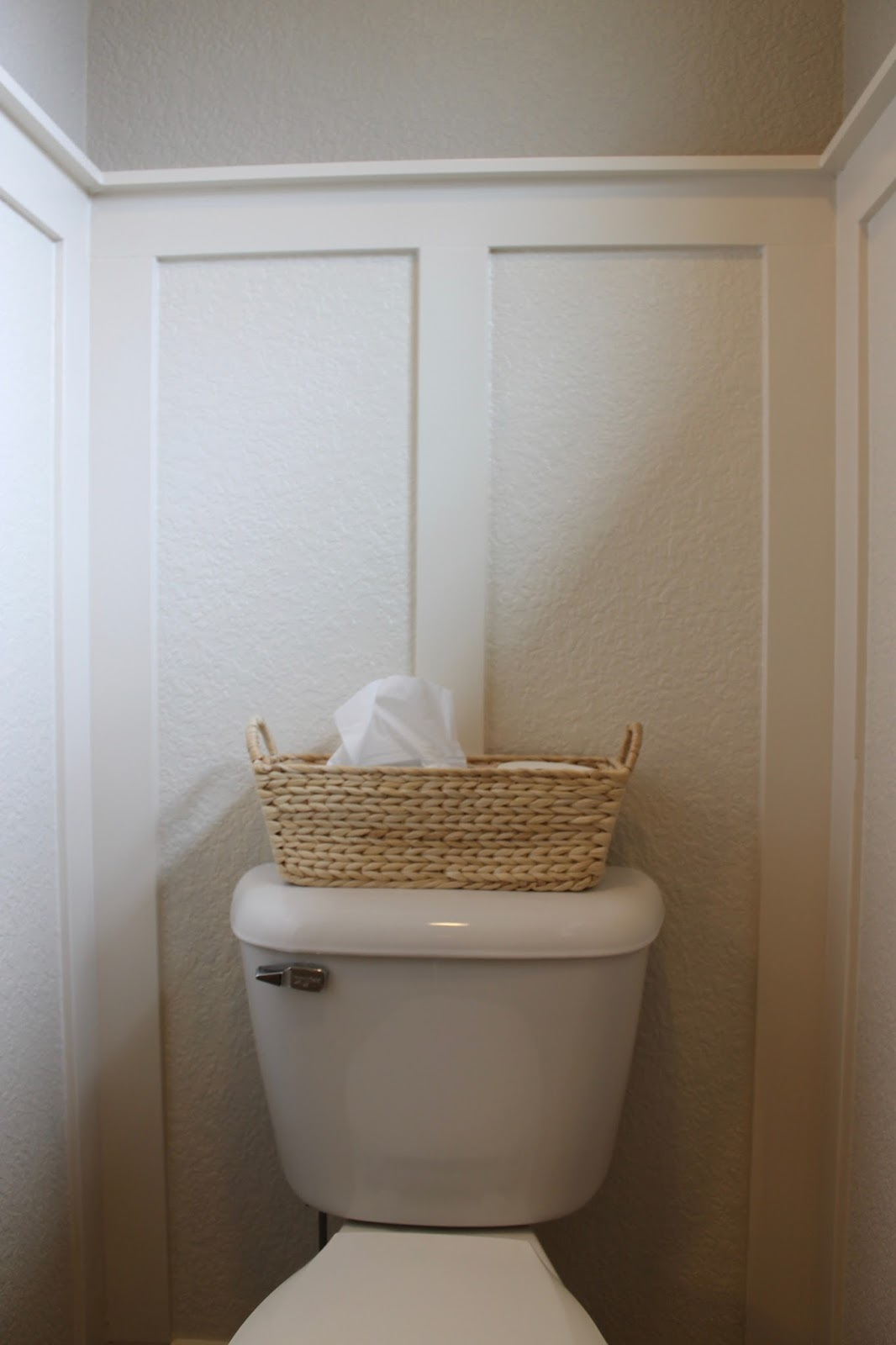 Bathroom Faux Board And Batten Diy Simple Purposeful Living