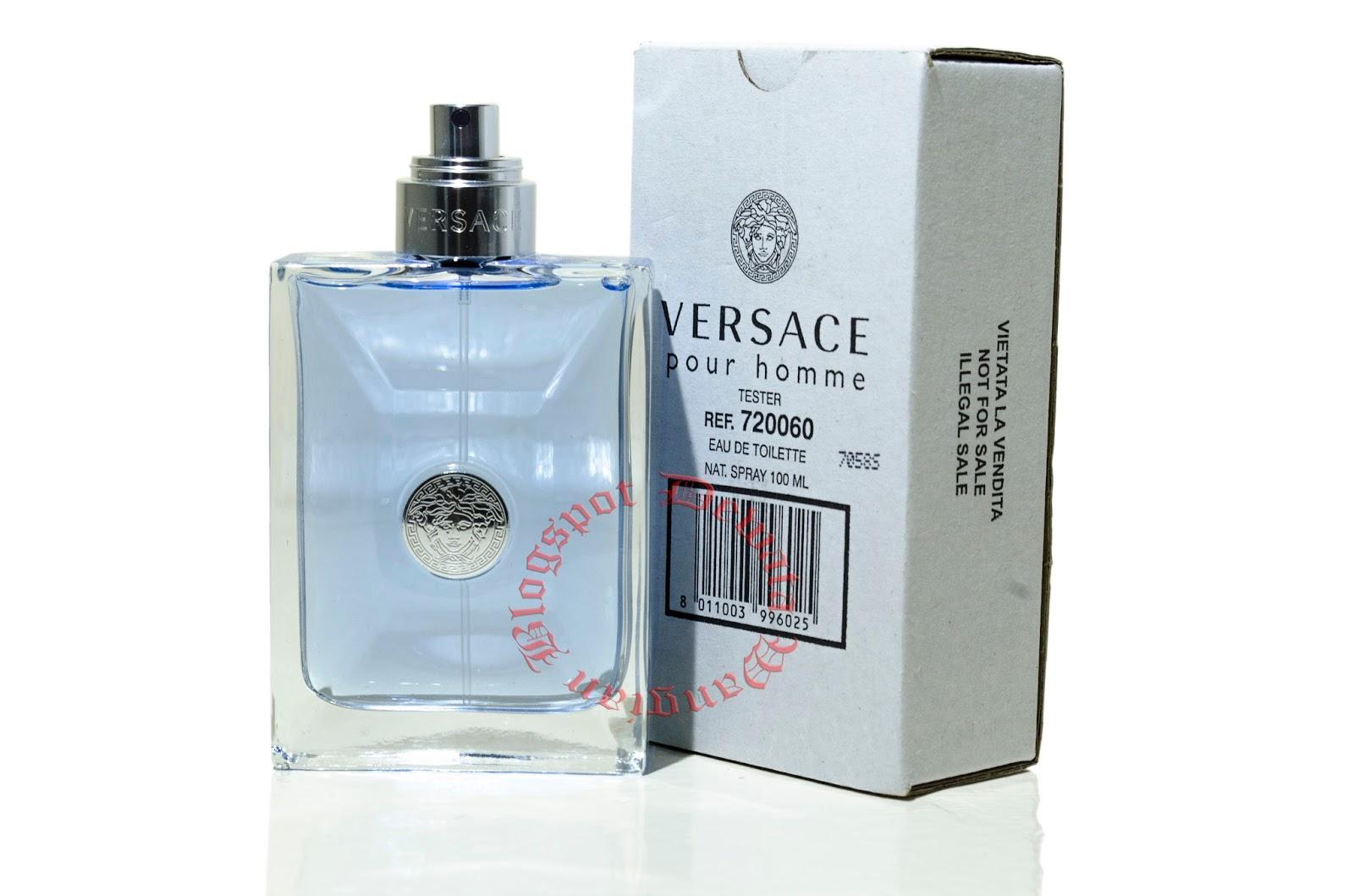 Wangianperfume Cosmetic Original Terbaik Versace Pour Homme