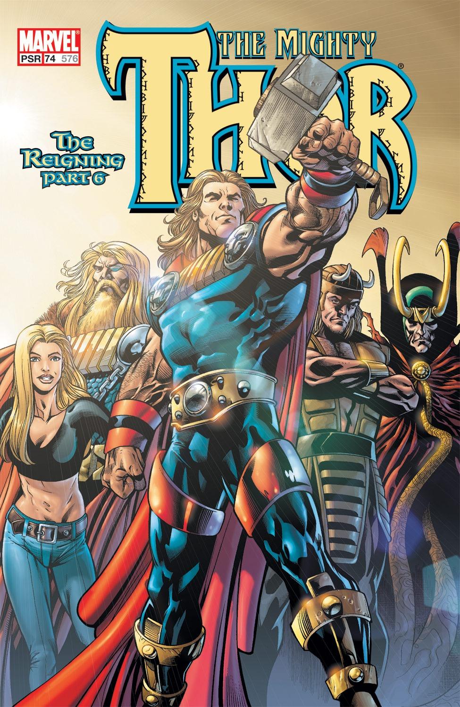 Thor (1998) Issue #74 #75 - English 1